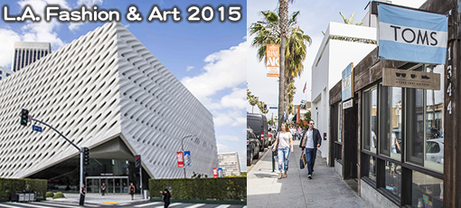 L.A. Fashion & Art 2015