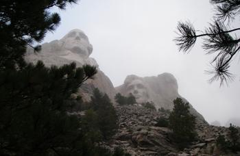 マウント・ラッシュモア国立記念碑 Mount Rushmore