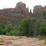 カセドラル・ロック ~ 赤い岩山を見た!