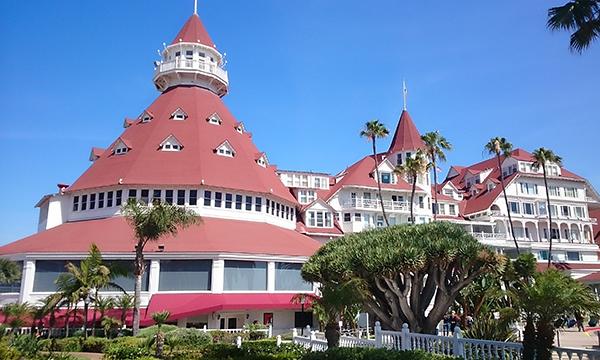 ホテル・デル・コロナド  Hotel Del Coronado