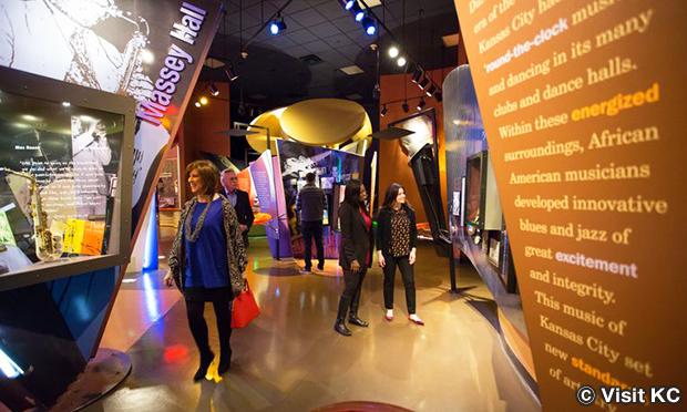 アメリカン・ジャズ・ミュージアム American Jazz Museum
