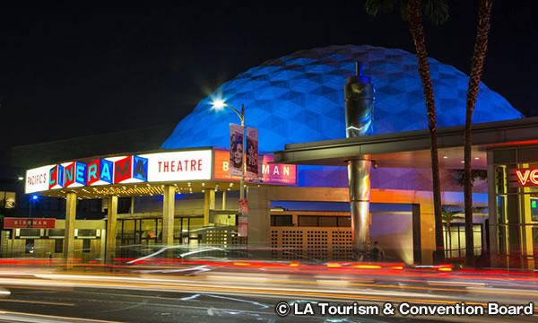 アークライト ハリウッド ArcLight Hollywood