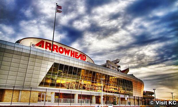 アローヘッド・スタジアム Arrowhead Stadium