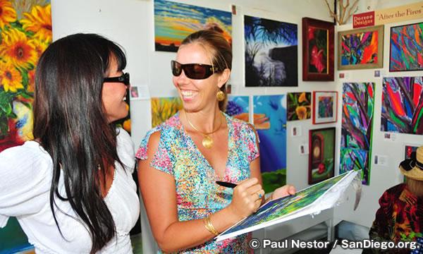 アートウォーク サンディエゴ ArtWalk San Diego