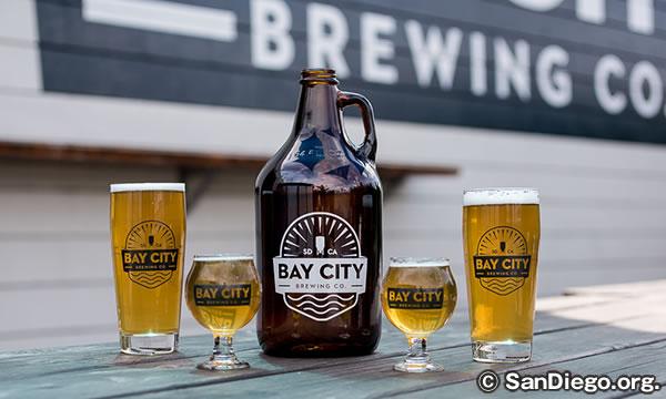ベイシティ ブリューイング カンパニー Bay City Brewing Co.