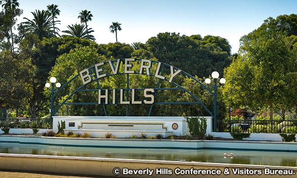 ビバリーヒルズ Beverly Hills