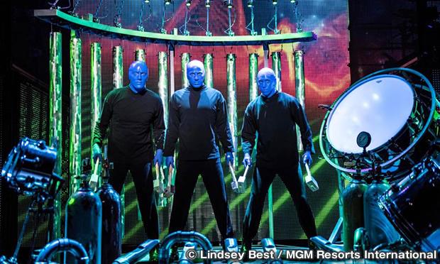 ブルーマン グループ Blue Man Group