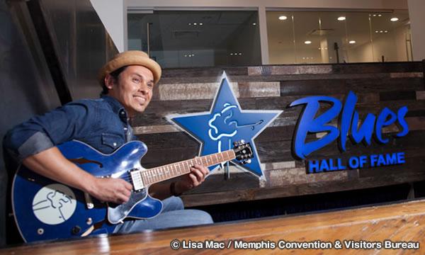 ブルースの殿堂博物館 Blues Hall of Fame Museum