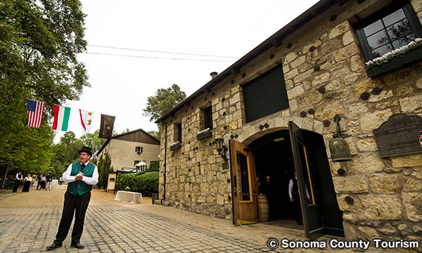 ブエナ・ビスタ・ワイナリー Buena Vista Winery
