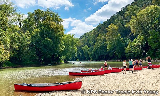 カヌー&カヤック Canoeing & Kayaking