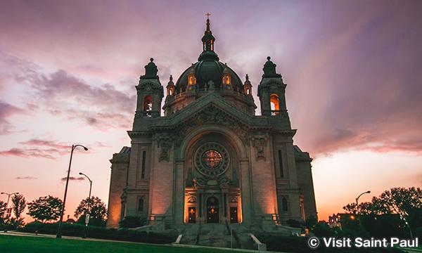 セント・ポール大聖堂 Cathedral of Saint Paul