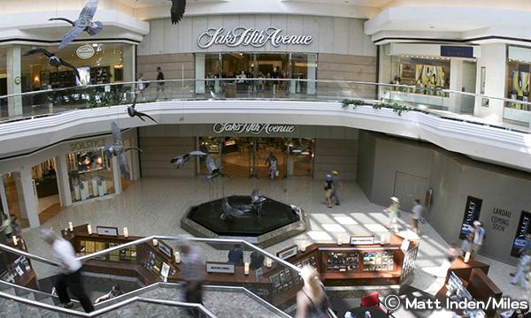 チェリークリーク・ショッピングセンター Cherry Creek Shopping Center