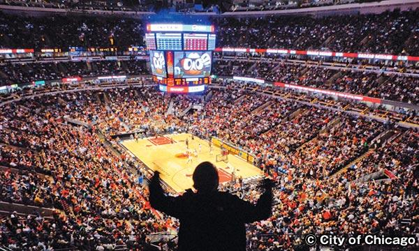シカゴ・ブルズ Chicago Bulls