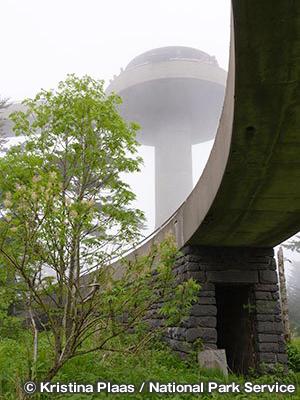 クリングマンズ・ドーム Clingmans Dome
