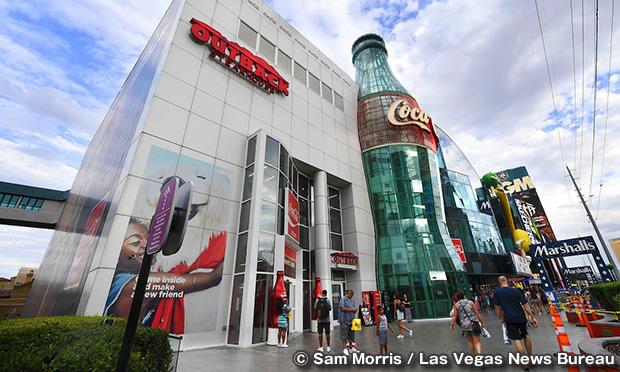 コカ・コーラ ストアー ラスベガス Coca‑Cola Store Las Vegas