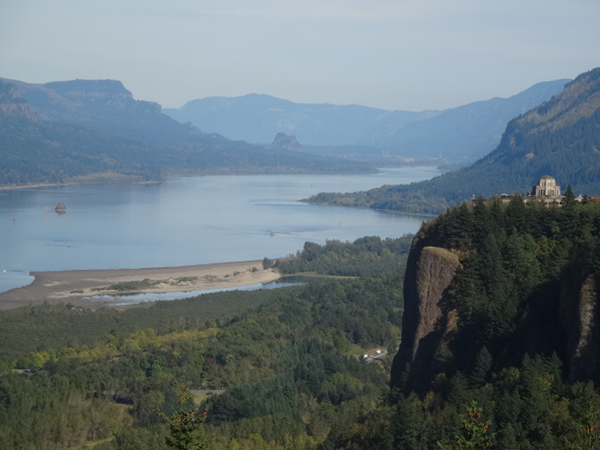 ヒストリック・コロンビア・リバー・ハイウェイ Historic Columbia River Highway