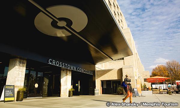 クロスタウンコンコース Crosstown Concourse
