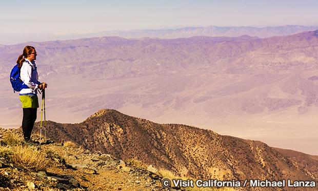 デスバレー国立公園 Death Valley NP