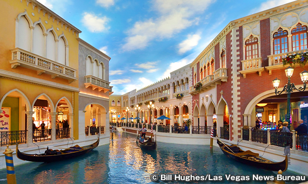 ザ・グランド・カナル・ショップス The Grand Canal Shoppes