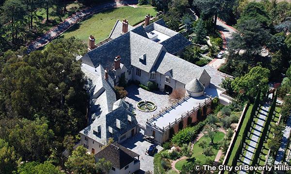 グレイストーン邸 Greystone Mansion