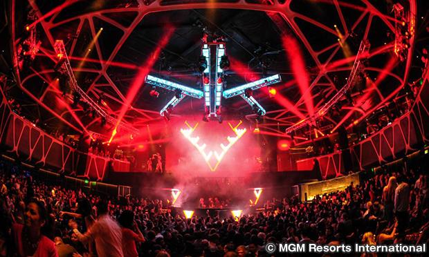 ハッカサン ナイトクラブ Hakkasan Nightclub Las Vegas