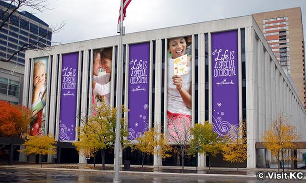 ホールマーク ビジターセンター Hallmark Visitors Center