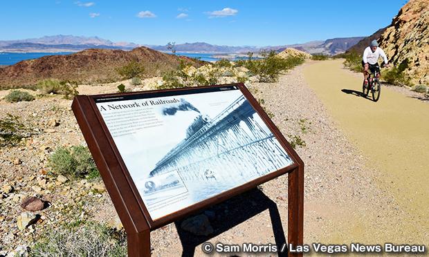ヒストリック・レイルロード・トレイル Historic Railroad Trail