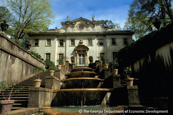 アトランタ歴史センター Atlanta History Center