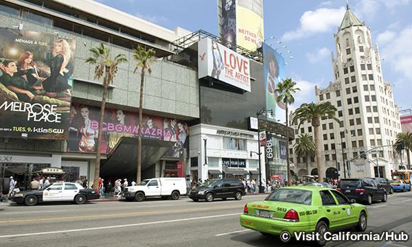 ハリウッドブルーバード Hollywood Blvd