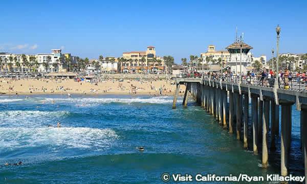 ハンティントンビーチ Huntington Beach