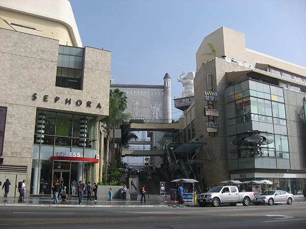 ハリウッド&ハイランド Hollywood & Highland