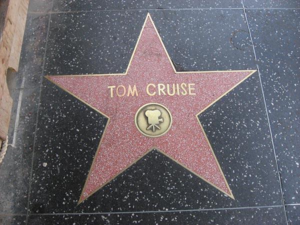 ハリウッド ウォーク オブ フェーム Hollywood Walk of Fame