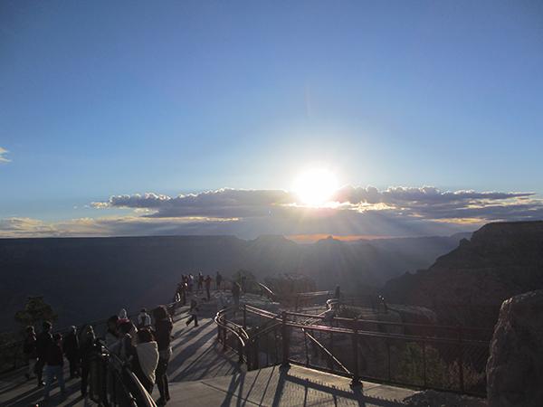 グランドキャニオンの観光ポイント