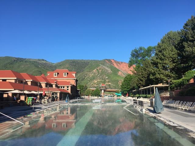 アメリカで最も楽しい町グレンウッドスプリングス Glenwood Springs