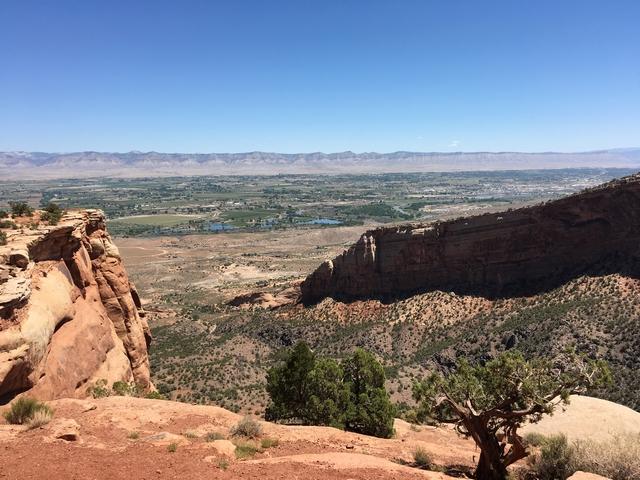 広大な絶景が広がるグランドジャンクション Grand Junction