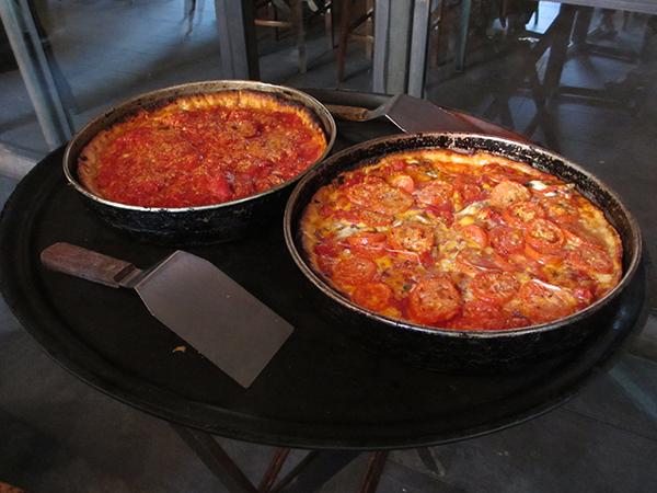 シカゴピザ Chicago Pizza