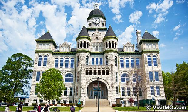 ジャスパー郡 裁判所 Jasper County Courthouse