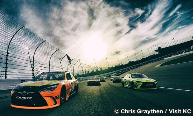カンザス・スピードウェイ Kansas Speedway