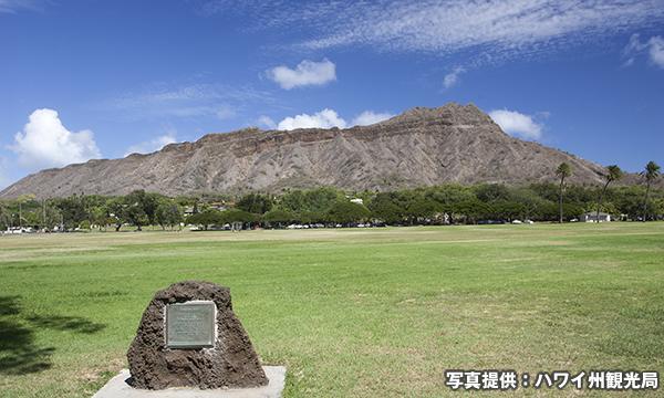 カピオラニ公園 Kapiolani Park