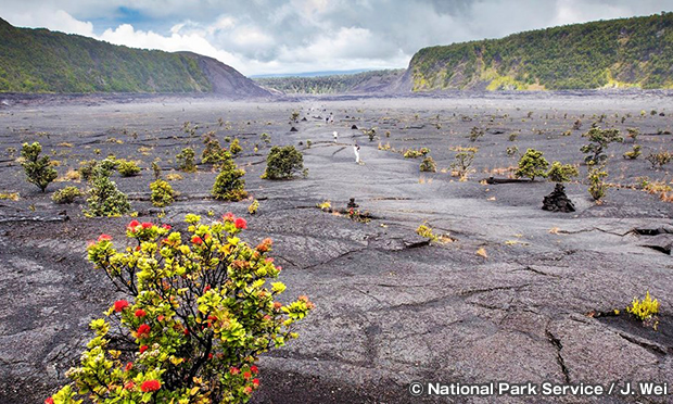 キラウエア・イキ Kilauea Iki