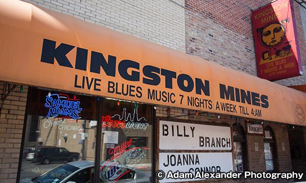 ブルース・バー Blues Bar