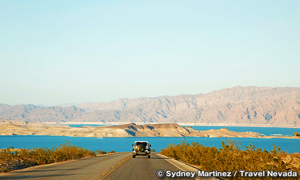 ミード湖 Lake Mead