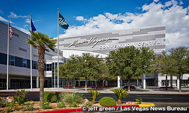 ラスベガス・コンベンションセンター Las Vegas Convention Center