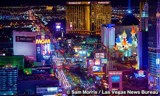 ラスベガス・ストリップ Las Vegas Strip
