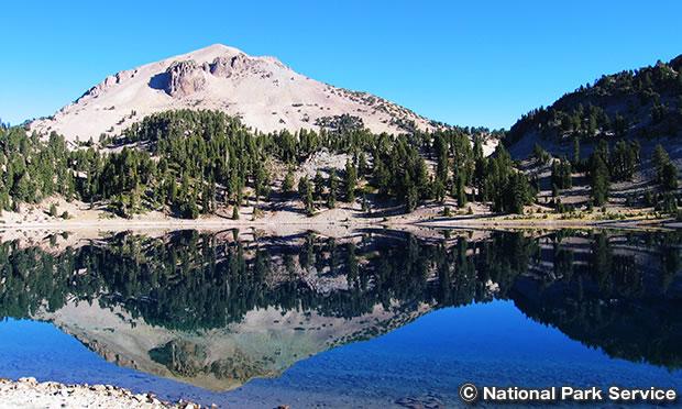 ラッセン ピーク トレイル Lassen Peak Trail