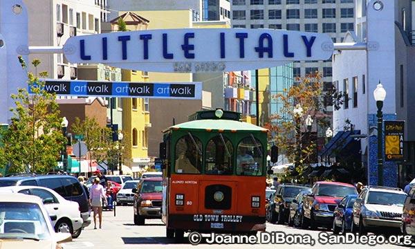 リトル イタリー Little Italy