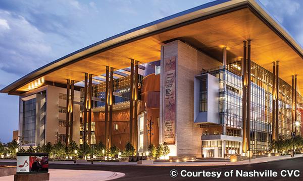 ミュージック・シティ・センター Music City Center