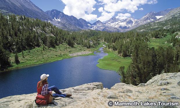 マンモスレイク Mammoth Lakes