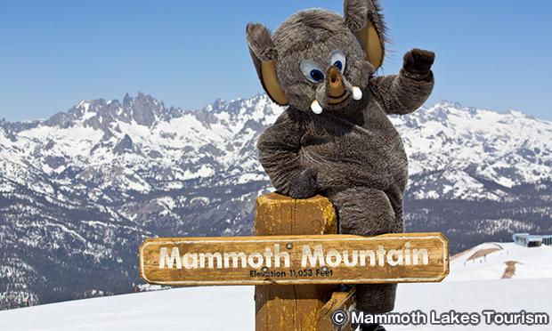 マンモス・マウンテン スキー場