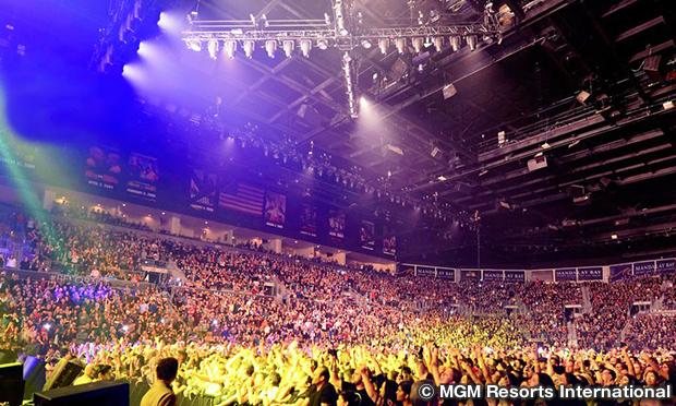 マンダレイ・ベイ・イベント・センター Mandalay Bay Events Center